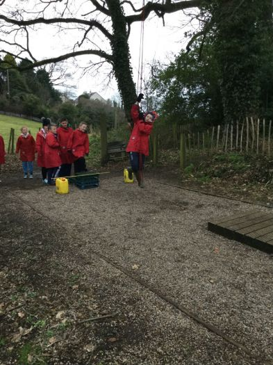 P7 Residential Trip To Woodhall
