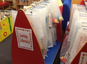 Lending Library - Bags of Help for P1
