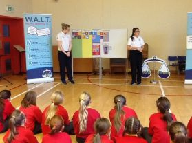 P6JF enjoys a 'Food and Fitness' Programme