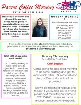 January's Parent Coffee Morning