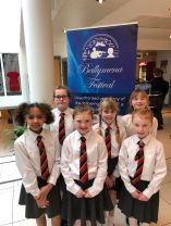 Instrumental Successes at Ballymena Music Festival