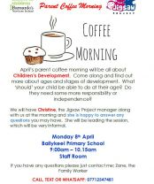 Parent Coffee Morning