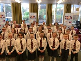 BBCNI School Choir of the Year